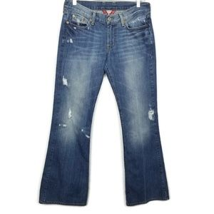 Lucky Brand | sweet n low | distressing |